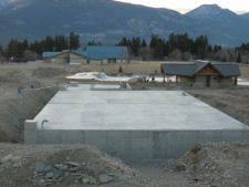 2007 — Mount Nelson Reservoir — Finished Product