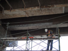 2011 — Coldwater Underpass — Girder Repairs