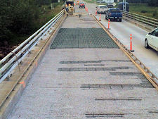Dore Bridge — Ready for Concrete