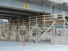 Juliette Overpass — Pier Repairs